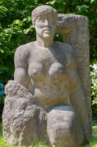 Gustav Heinrich Wolff, Narcisse (Brunnenfigur)