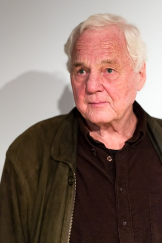 Harro Erhart, Bildhauer und Freund Aitmatow's-3