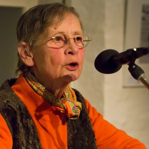 """Gisela Kramm rezitiert Heines Gedicht zum """"Dichter Firdusi"""""""