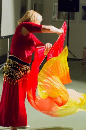 Marion Dreiner - Orientalische Tanzeinlage