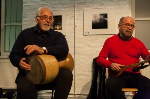 Reza Baygan und Mehdi Aslani