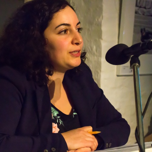 Setareh Radmanesch - Heine Gedichte auf Iranisch-Deutsch
