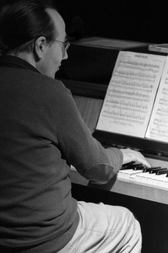 Manuel Mendez (Klavier)