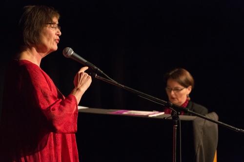 Gisela Pabel-Rueger (Gesang), Isabella Kreith (Klavier) 1