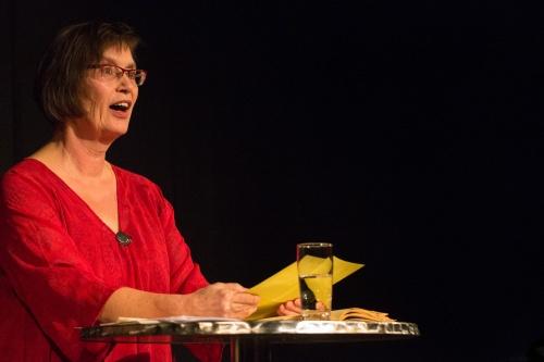 Gisela Pabel-Rueger liest Mascha Kaleko 2