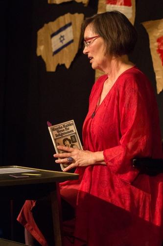 Gisela Pabel-Rueger liest Mascha Kaleko 4