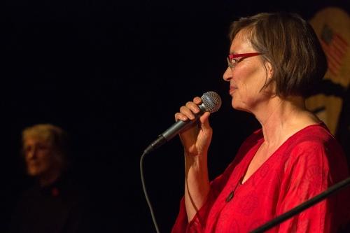 Gisela Pabel-Rueger singt Mascha Kaleko 4