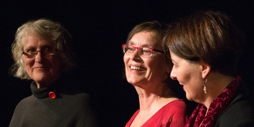 Renate Brinkmann, Gisela Pabel-Rueger, Isabella Kreith