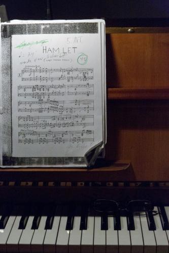 Hamlet - Noten