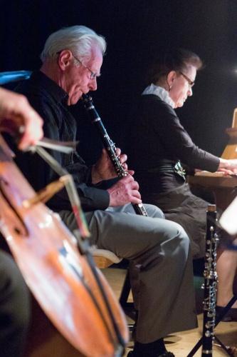 klarinette, Klavier