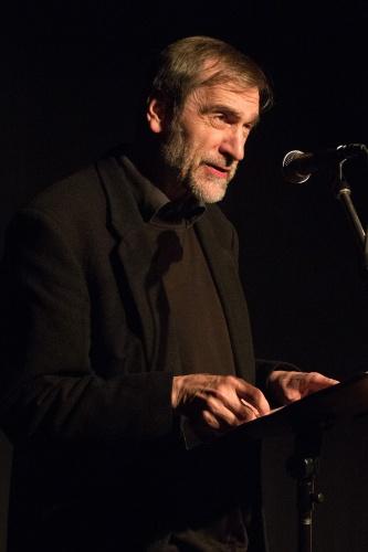 Burkhard Engel, Lesung