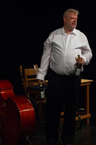 Nisse Kreysing spielt- Der Kontrabass von Patrick Sueskind-13