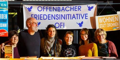 Friedensinitiative und Fridays for Future
