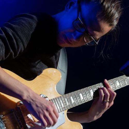 Session- Sebastian Bender Gitarre