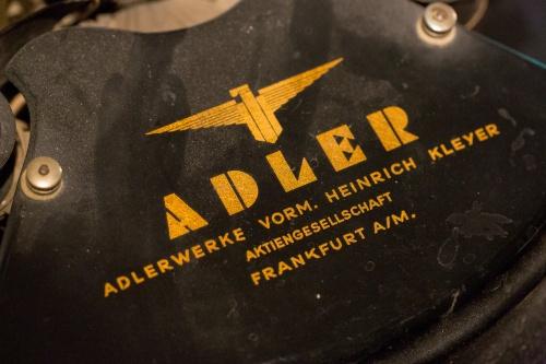 Logo- ADLERWERKE VORM- HEINRICH KLEYER
