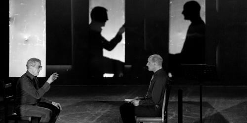 Ulrich Meckler und Ilja Kamphues in Wort - Gewalt - Tat-2