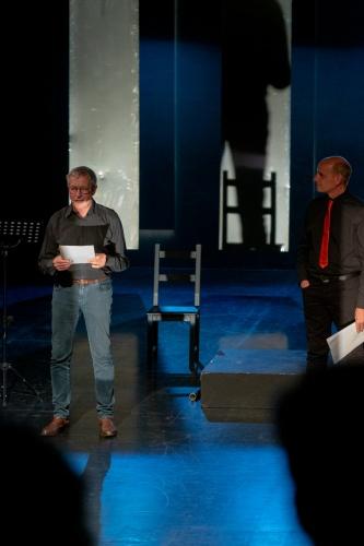 Ulrich Meckler und Ilja Kamphues in Wort - Gewalt - Tat-4
