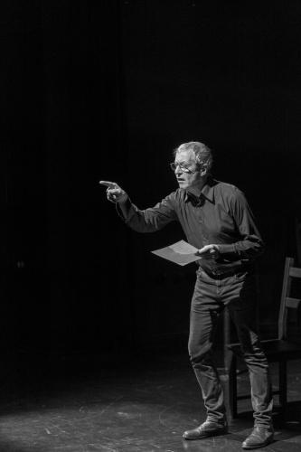Ulrich Meckler und Wort - Gewalt - Tat