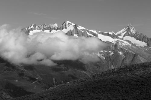 Blick Richtung Berner Alpen-2