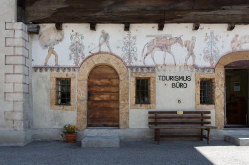 Tourismusbuero am Dorfplatz