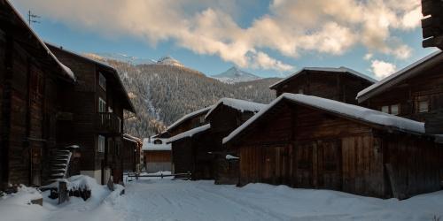Ulrichen Dorf