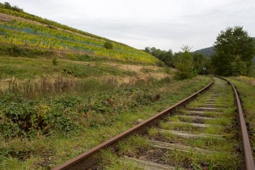 Draisinenbahn am Disibodenberg