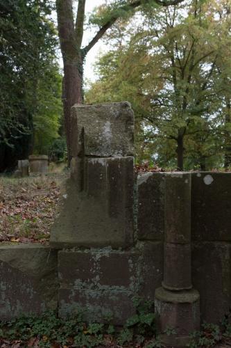 Ruinen auf dem Disibodenberg-2