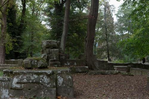 Ruinen auf dem Disibodenberg