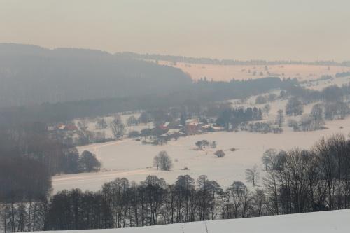 Ritterhof und Abendlicht