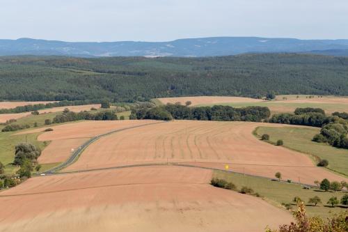 Felder bei Huempfershausen