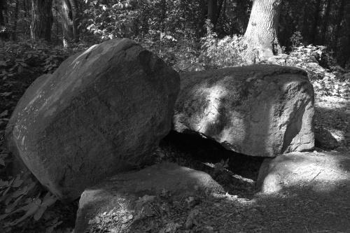 Grosssteingrab Ziegensteine