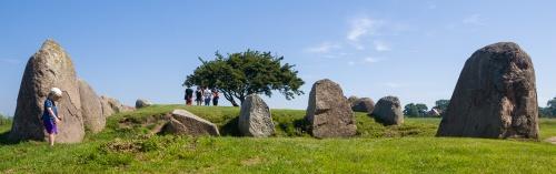 Grosssteingrab Riesenberg