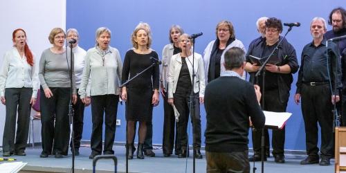 Martin Hoellenriegel dirigiert