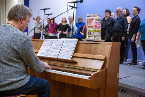 Rainer Hild Klavier