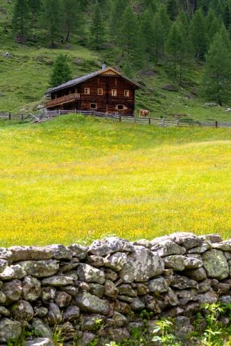 Holzhaus Unterstalleralm