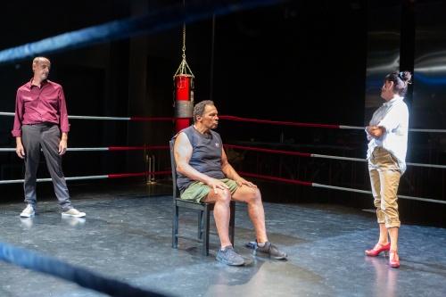 Schwergewichtsboxer Charly Graf 1